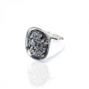 IL SANTO E IL DRAGO_ argento 925 _ silver 925