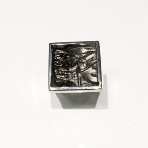 LA DEA BENDATA _ argento 925 _ silver 925