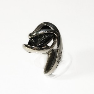 LA VENERE CELATA, marmo nero del Belgio _ black marble of Belgium