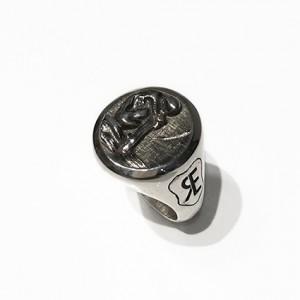 L'ATOMO E IL COSMO, argento 925_ silver 925