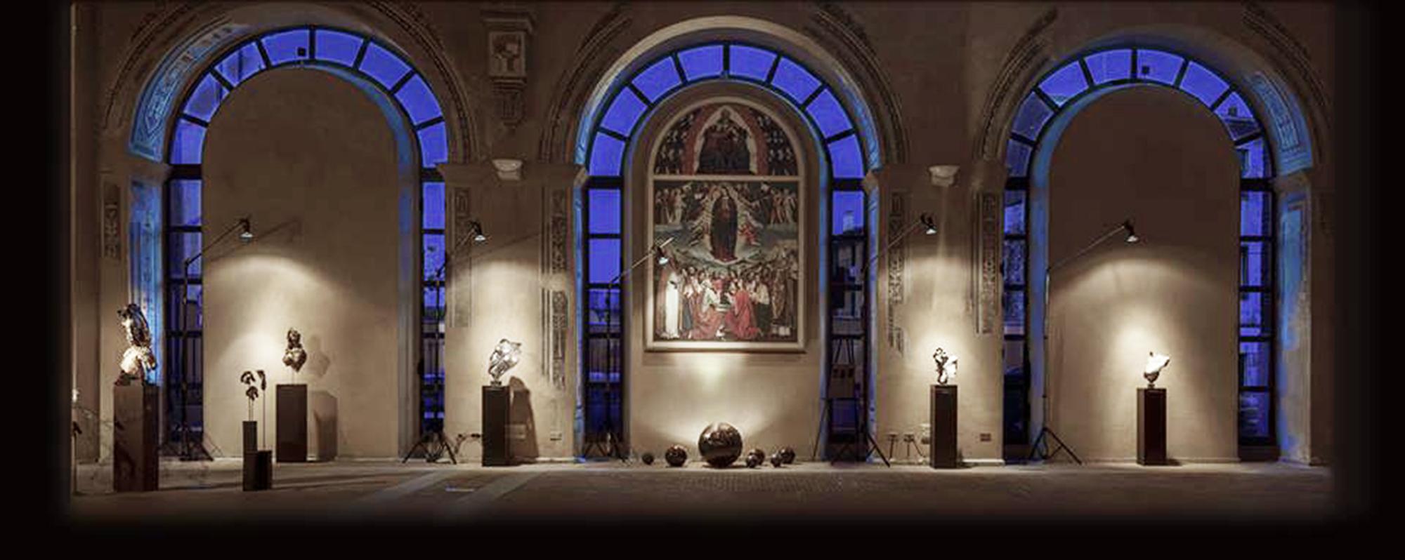 Monastero Olivetani oltre le muse