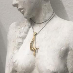 wearing art by Elena Rede